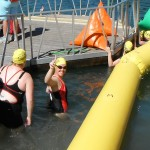 Welland Triathlon Weekend - Gloria Gives-it-a-tri