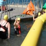 Welland Triathlon Weekend - Gloria Gives-it-a-tri